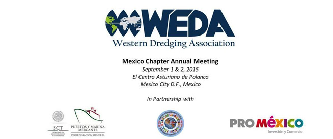 Coatzacoalcos participara en el evento Mexico Chapter Annual Meeting